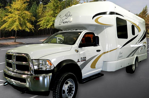 Dodge Ram 5500 >> Motorhome and RV Suspensions from LiquidSpring