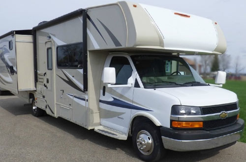 Motorhome and RV Suspensions from LiquidSpring