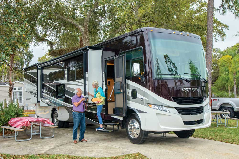 Recreational Vehicle Suspension Systems from LiquidSpring